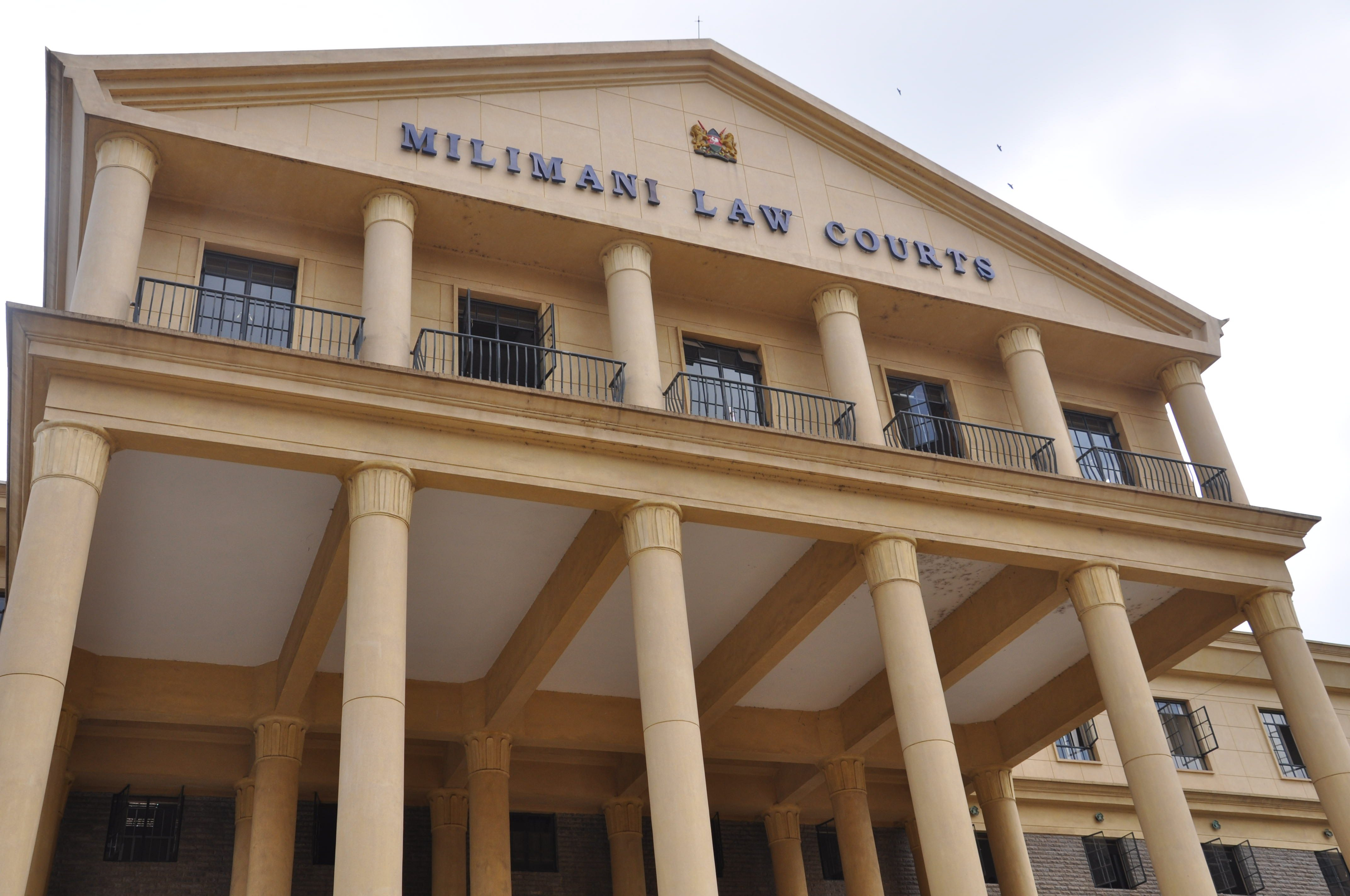 Officer sues JSC, association for financial impropriety