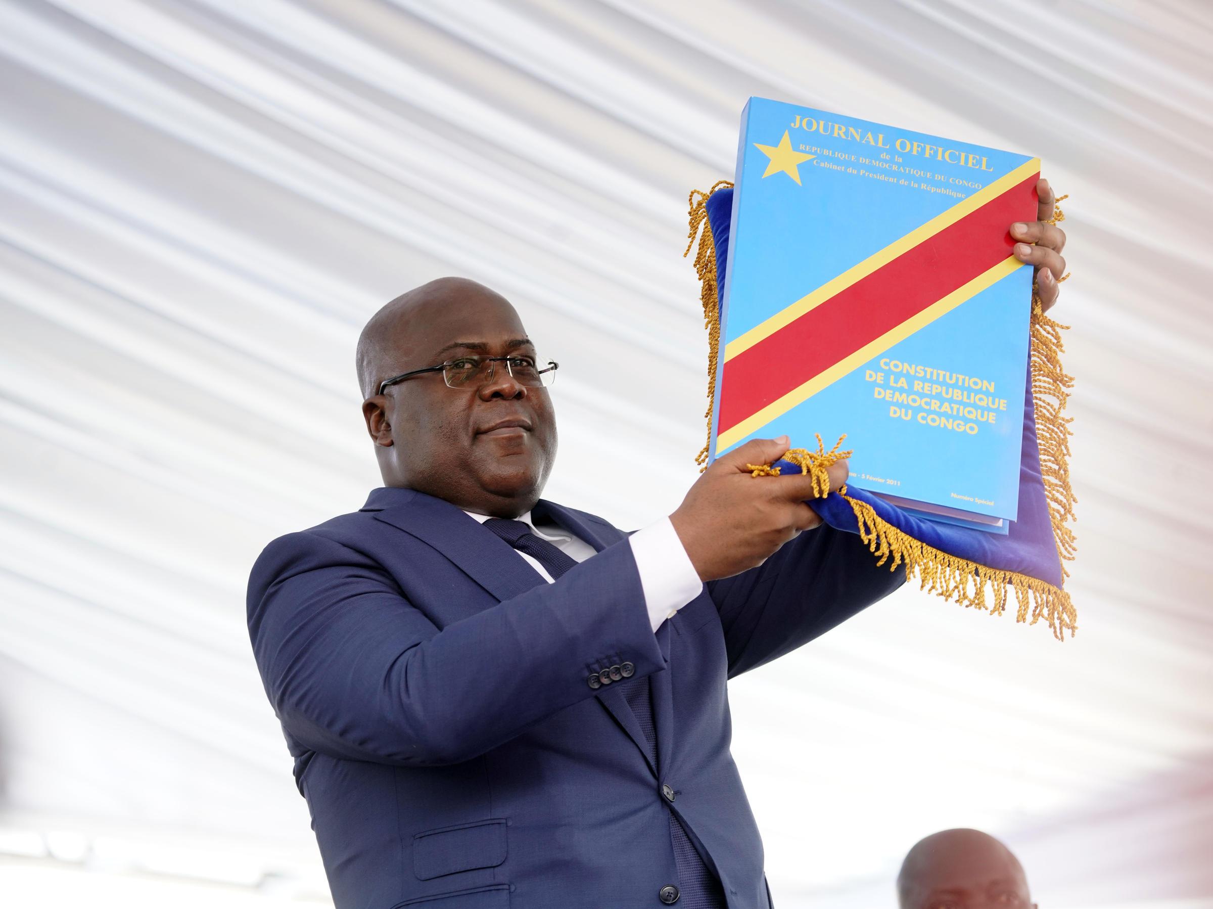 Major credibility test for Tshisekedi