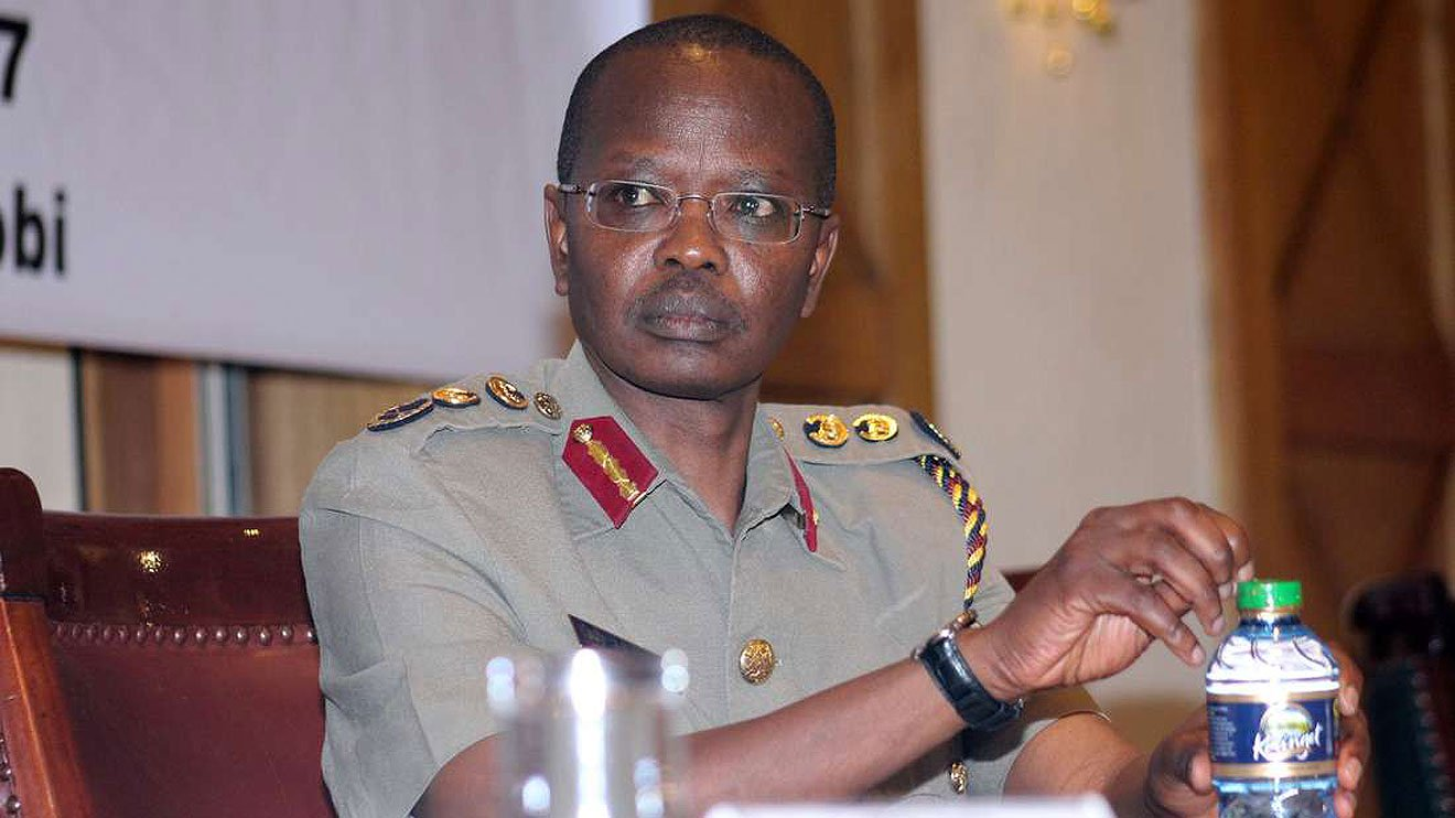 IG Boinnet transferred detective to shield kin