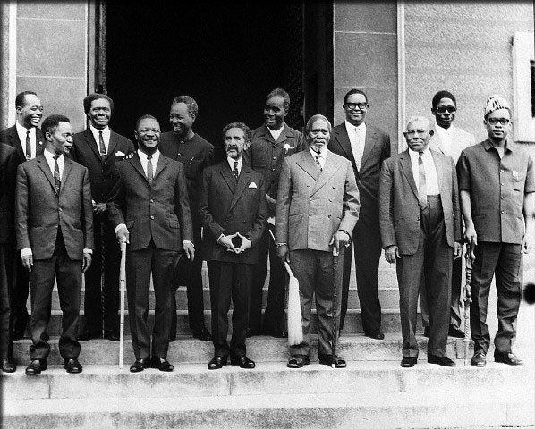 Is Africa resetting to the early1980s?