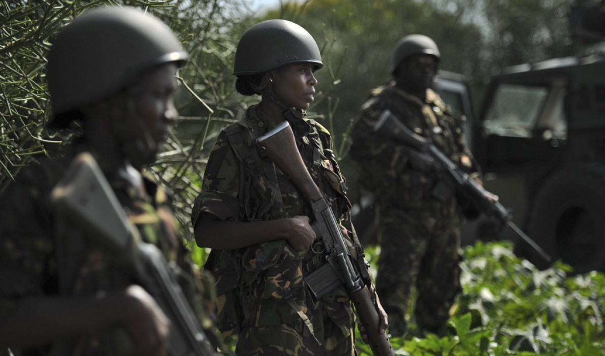Talking guns: echoes of Kenya's proxy war in Somalia