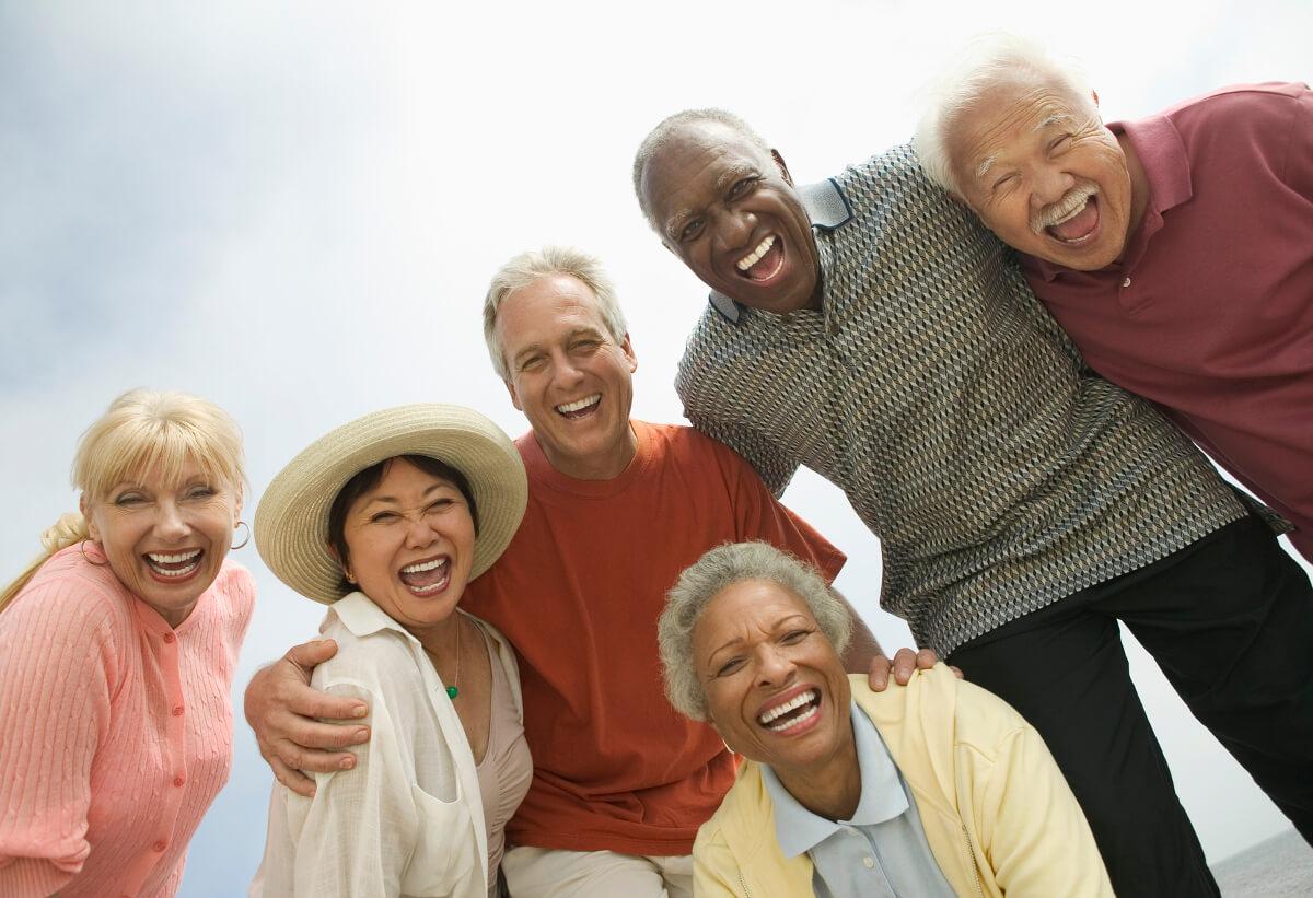 Should we fear population aging?