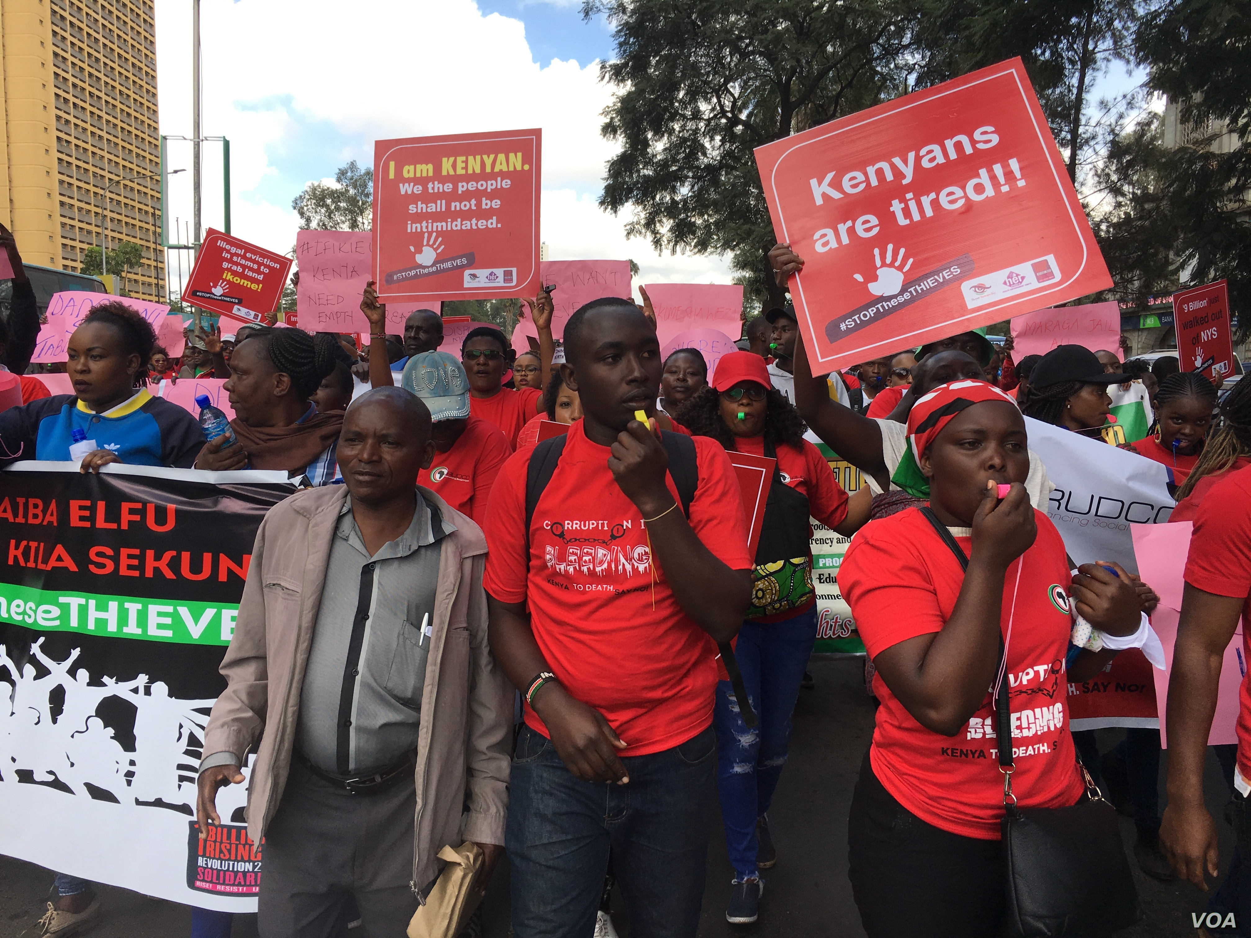 Justice Makau decision on on protests unjustifiable