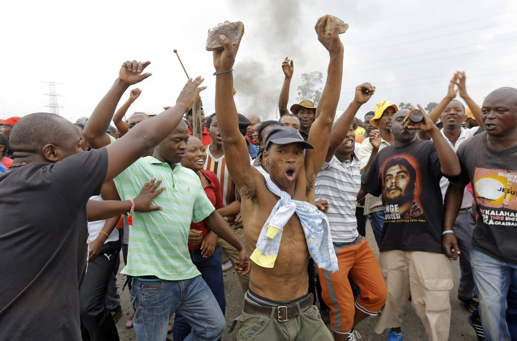 African citizens have good reason to be fed up with their politicians