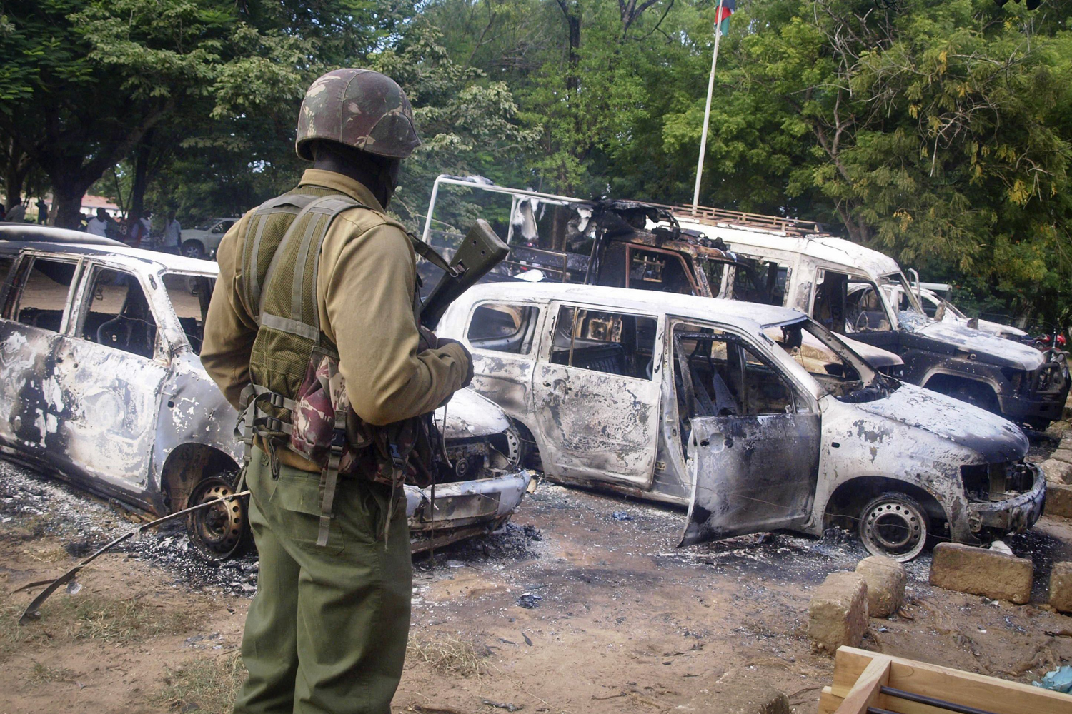 Taking stock of Kenya's shaky commitment to security sector reforms