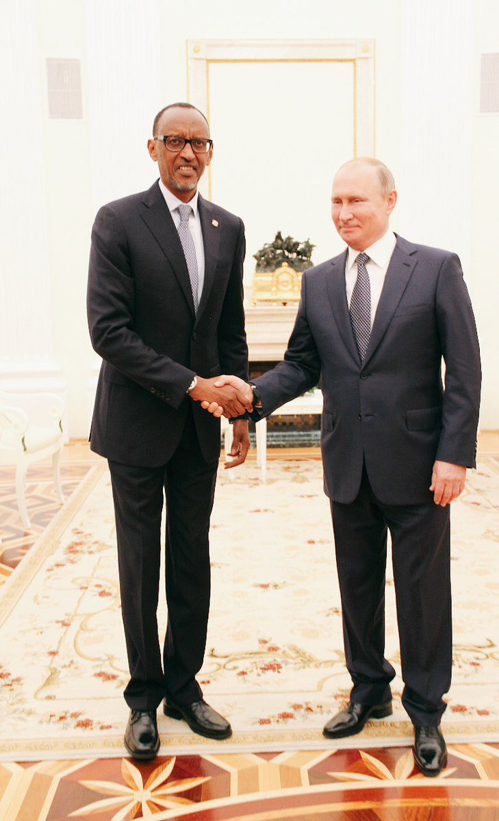 Russia is resetting Africa agenda to counter the US and China