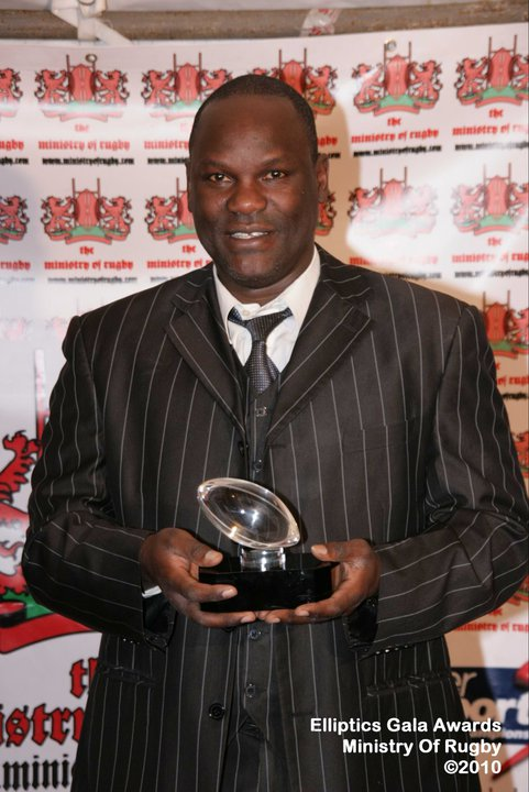 The story of Edward Rombo and his legacy on Kenyan rugby