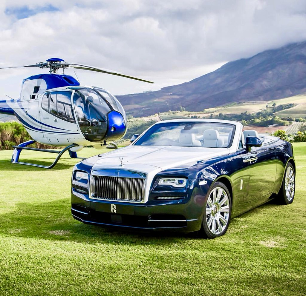 Why don't rich people just stop working?