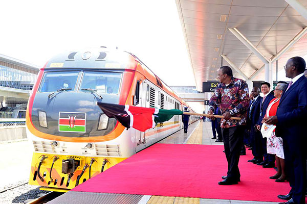 Kenya's SGR and the dramas of development
