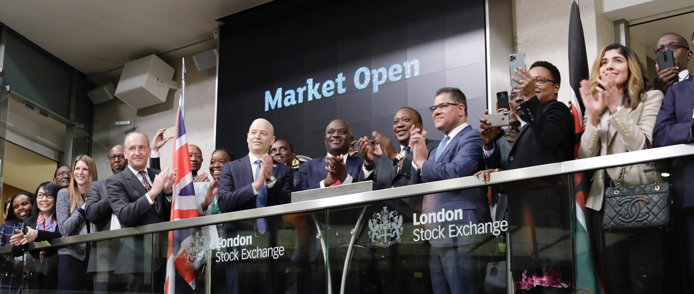London Stock Exchange celebrates UK-Africa Investment Summit