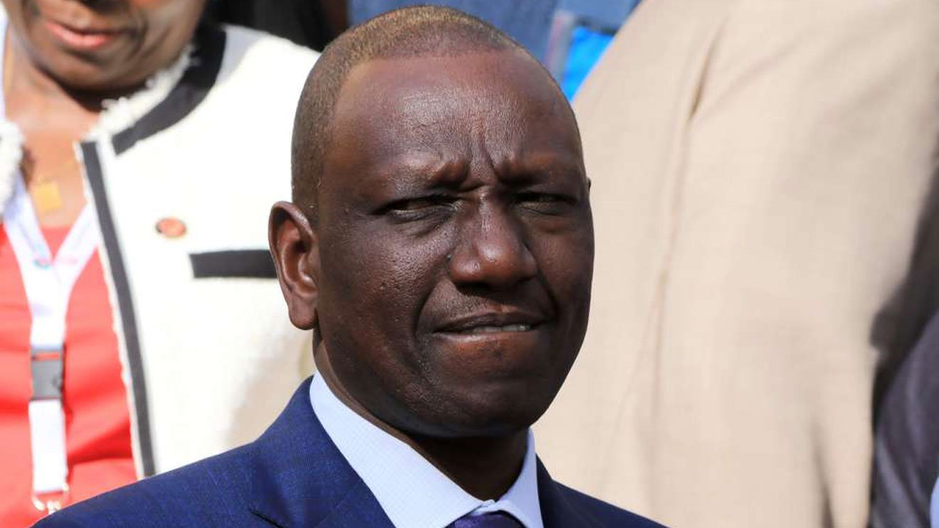 What are Ruto's chances of succeeding Uhuru?