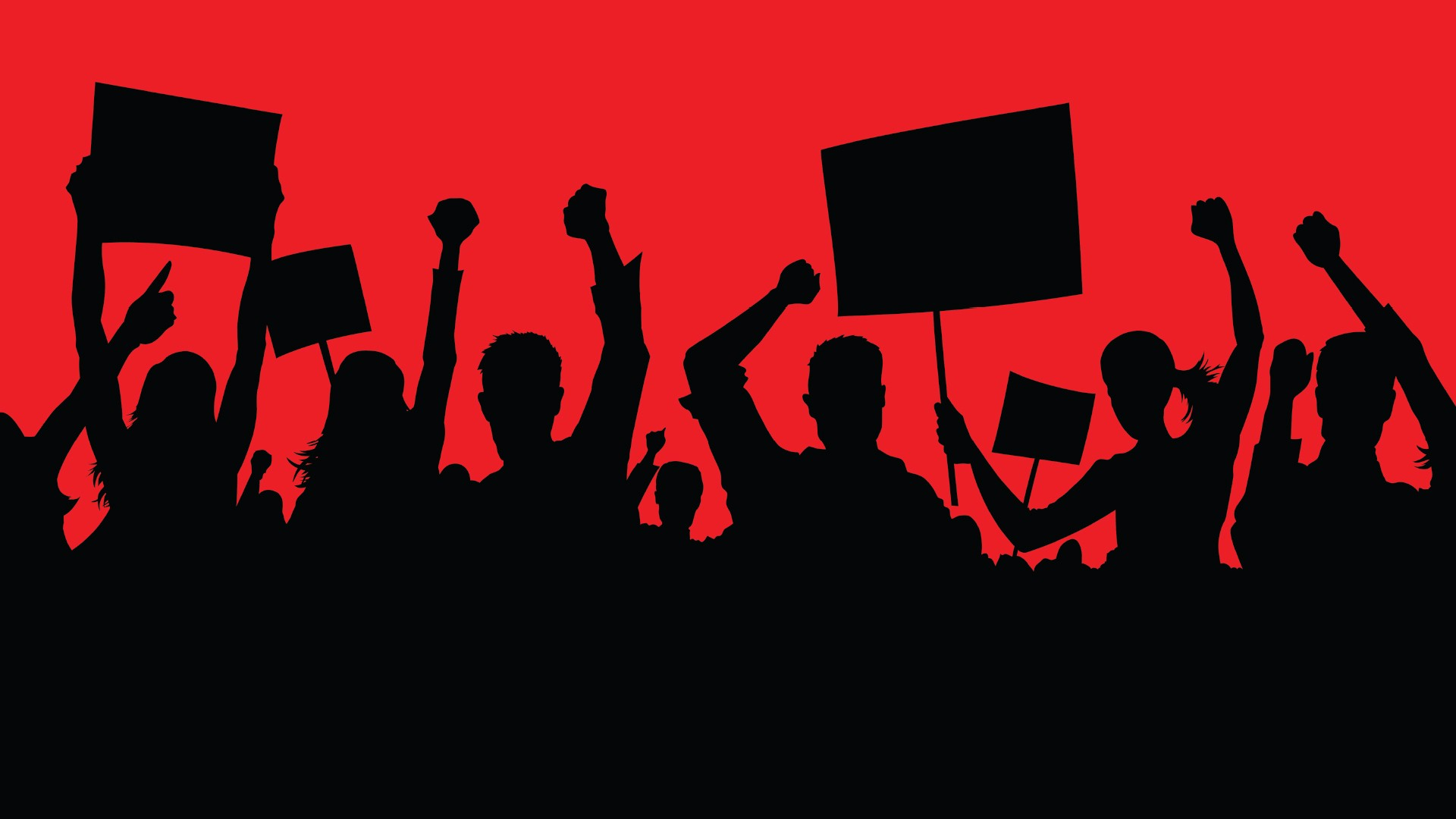A leaderless struggle for democracy