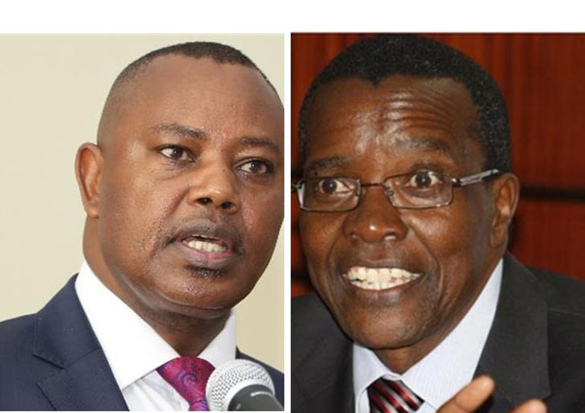 Kinoti's fits of error personify Kenyans' perceptions on justice