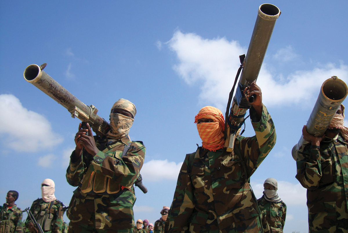 Hot and troubled: Somalia's militias and state-building