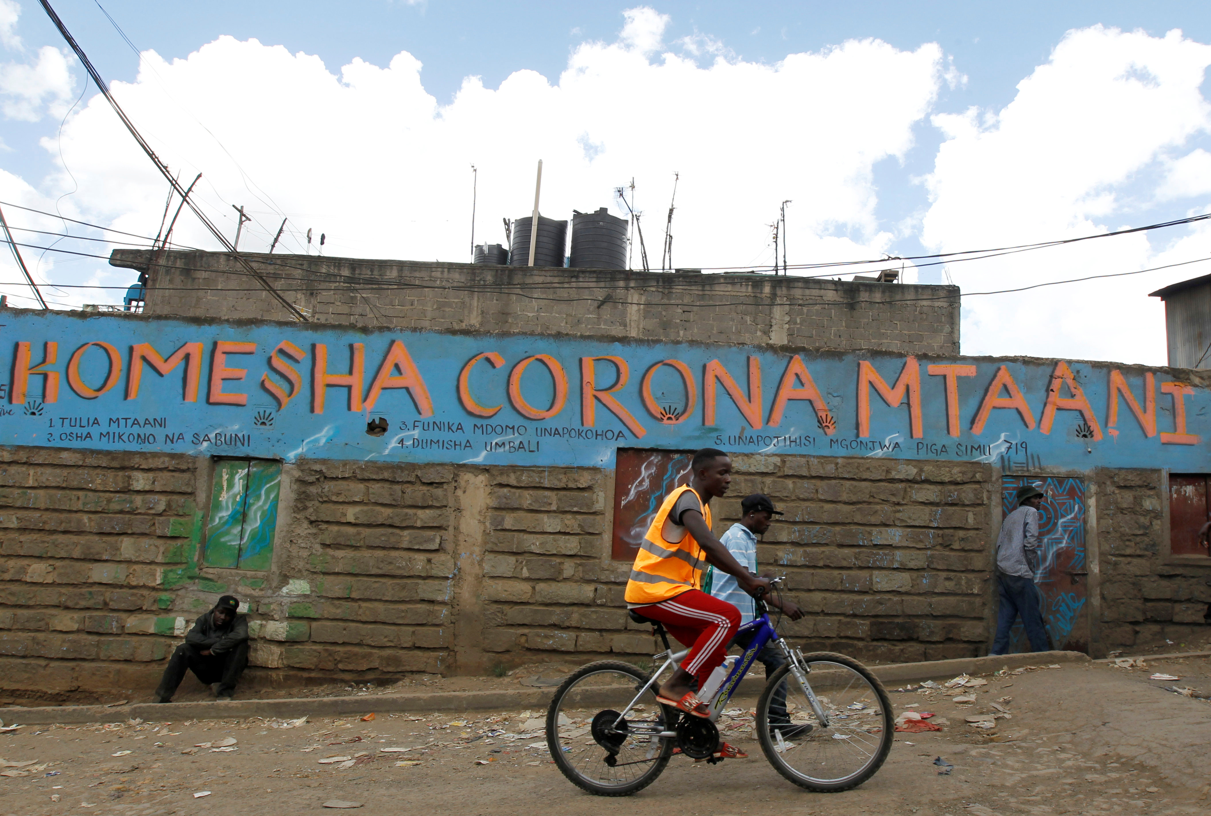 COVID-19 and debt standstill for Africa