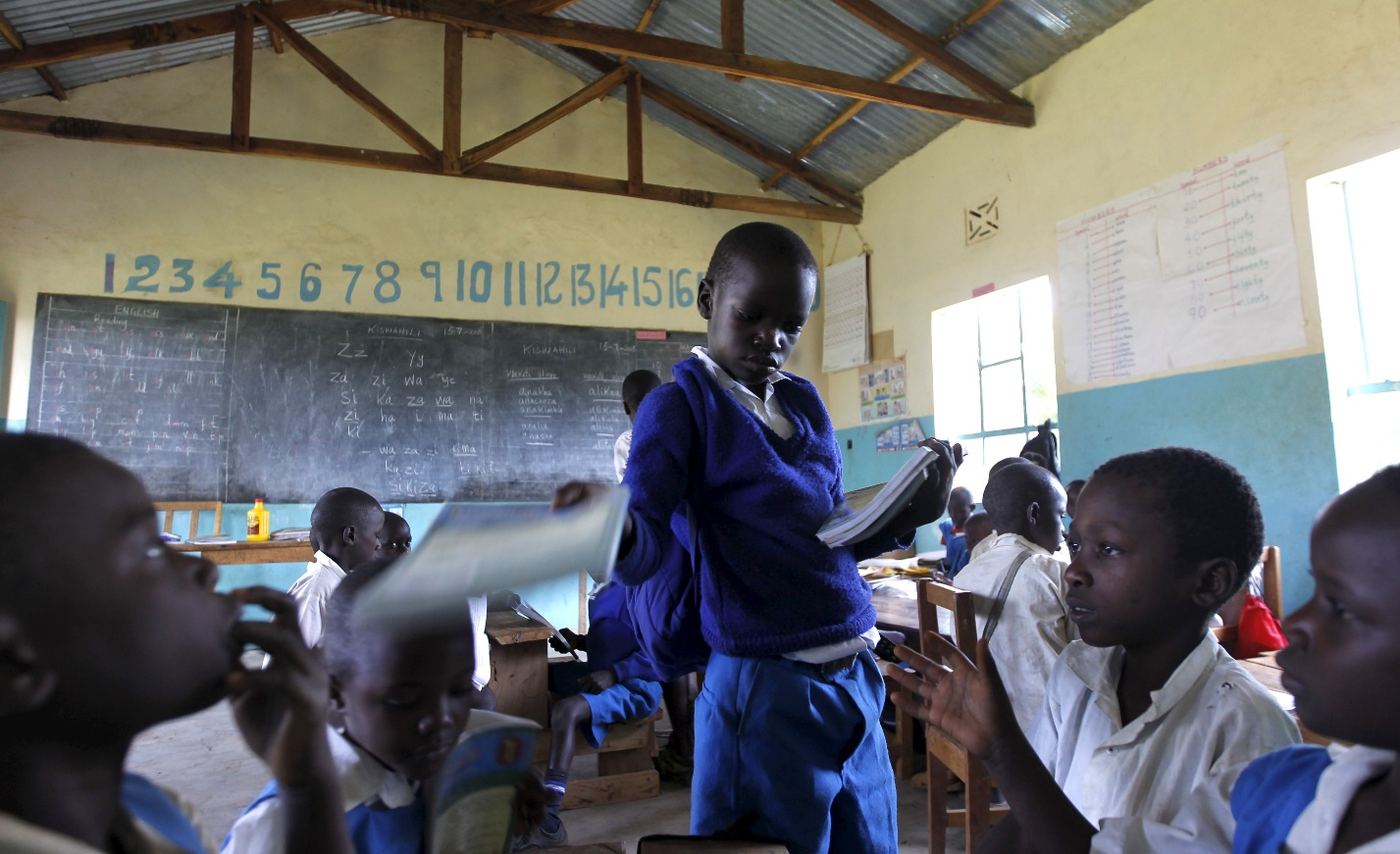 Learning in East Africa: Where are children advancing?