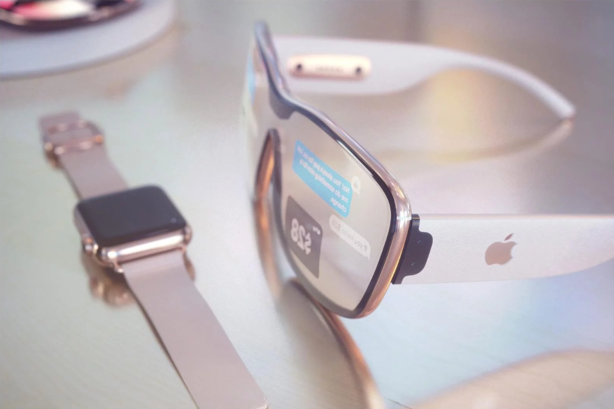 Apple Glasses could re-invent AR