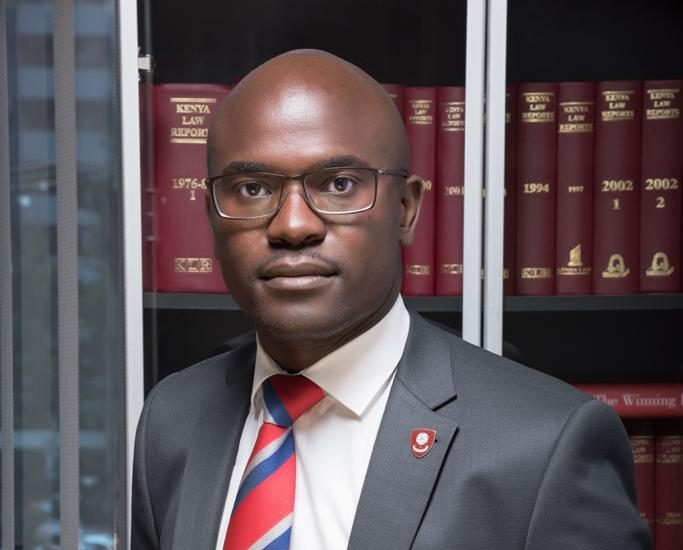 Gad Ouma: championing institutional law practice
