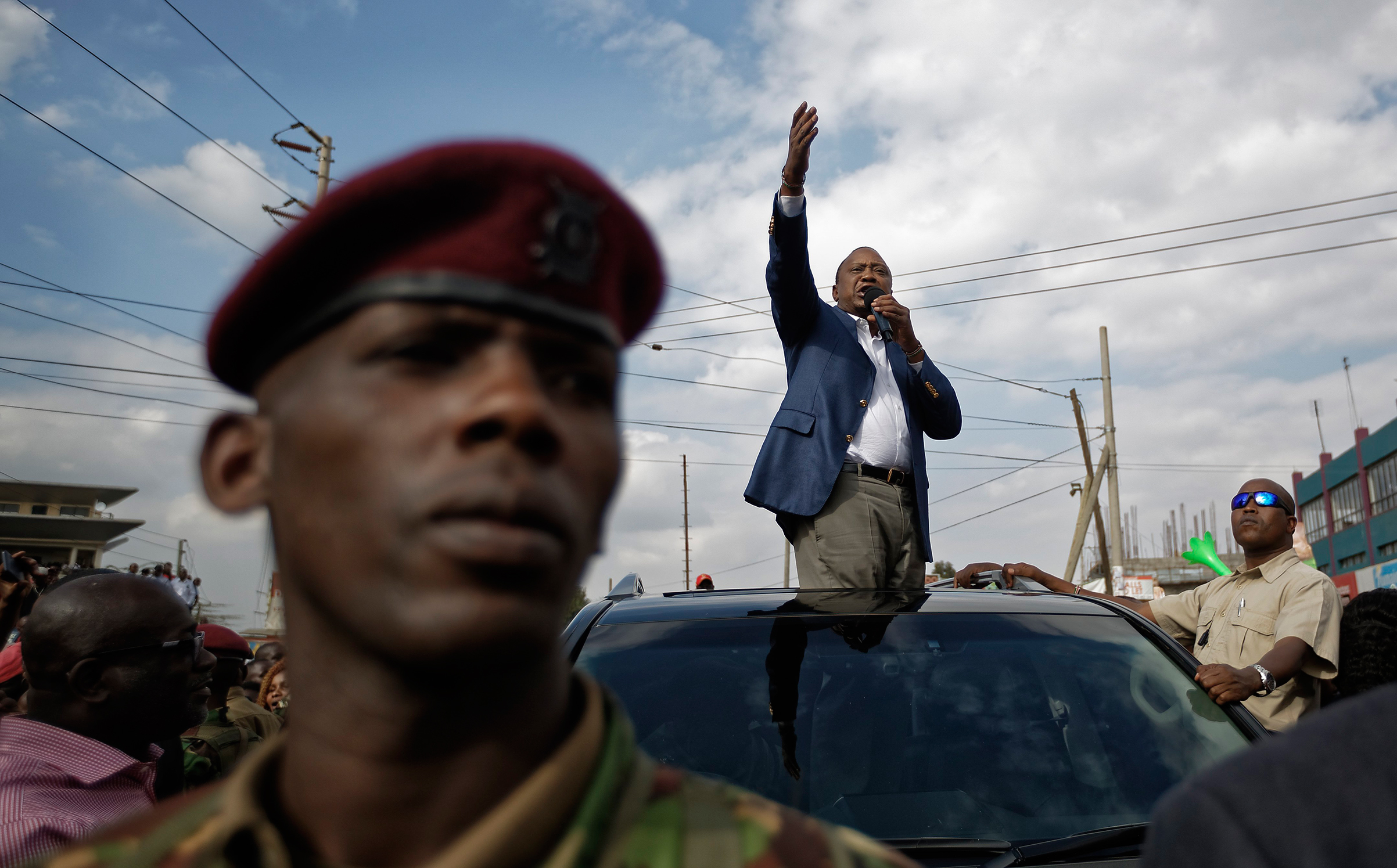 A decades-old assault on the rule of law has left Kenya a fractious legacy