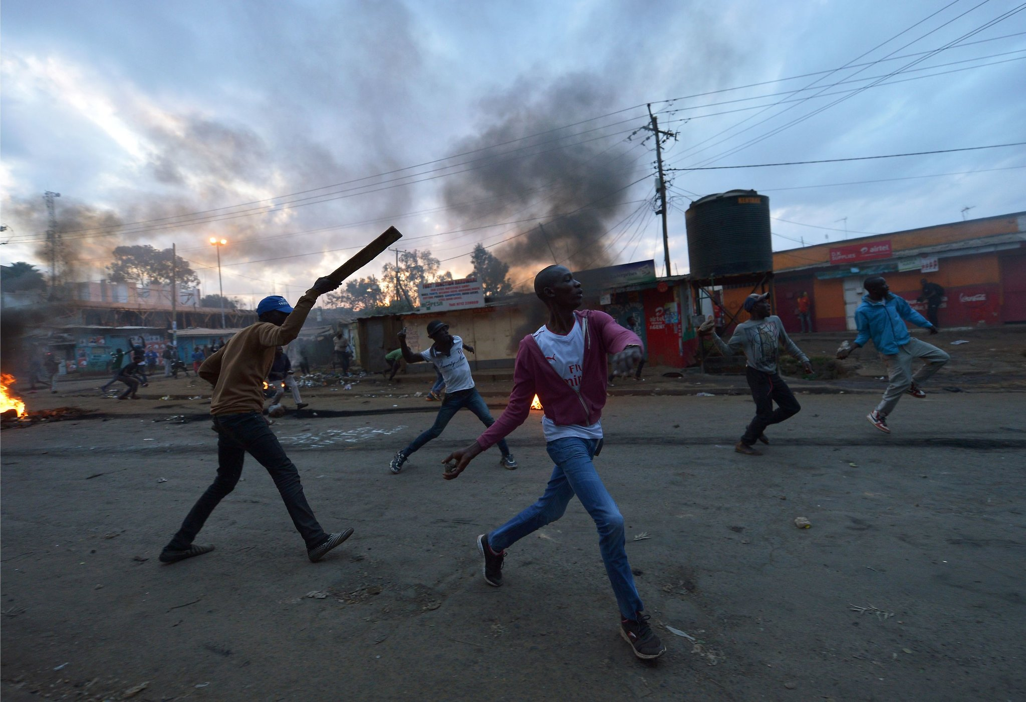 Why do people participate in election violence? Insights from Kenya's 2007 elections