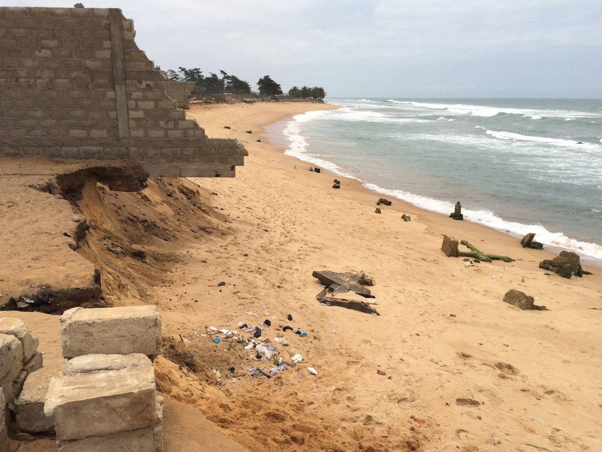 Africa's most important heritage sites could be permanently lost to climate change