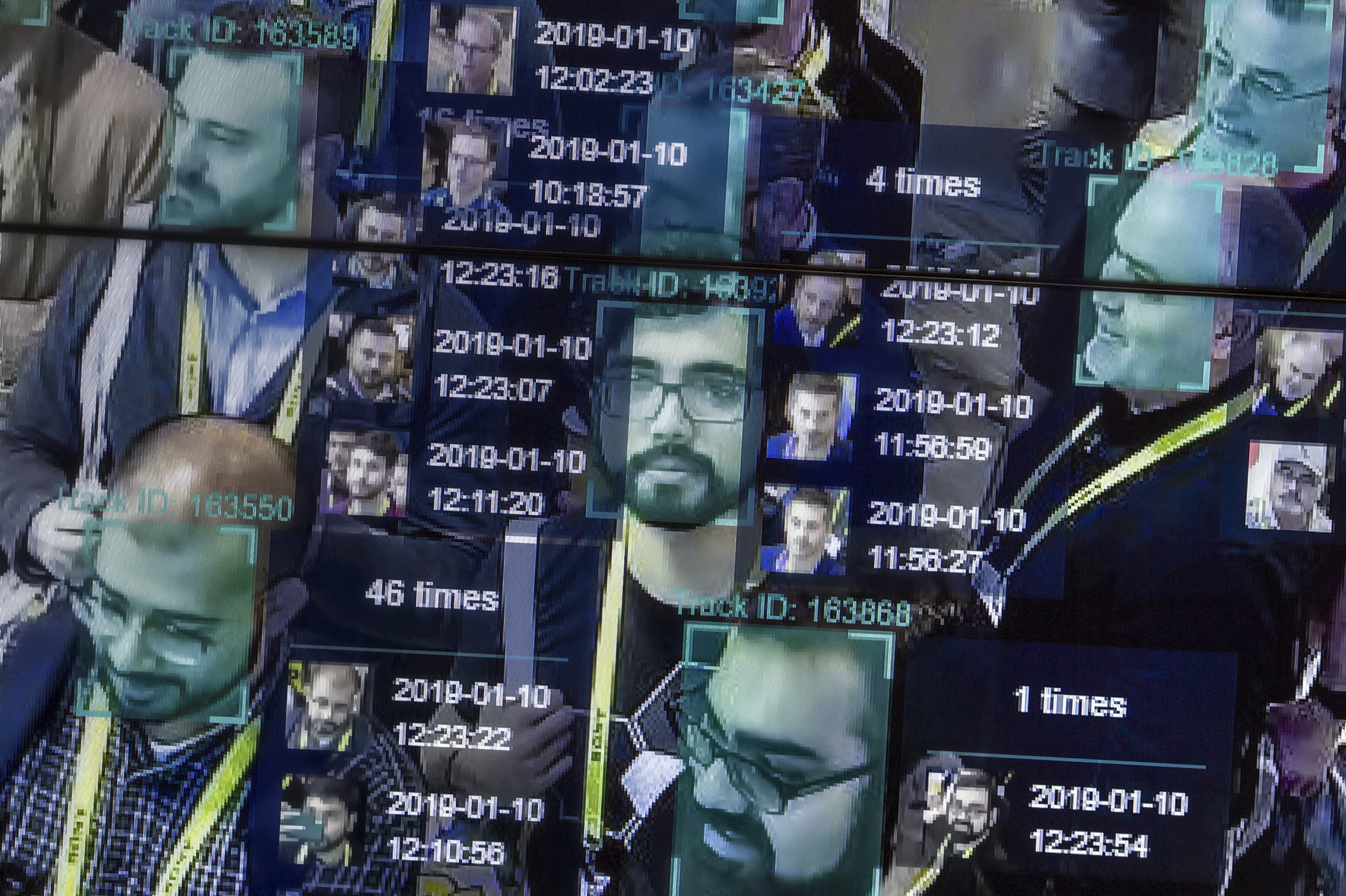 Who thought it was a good idea to have facial recognition software?