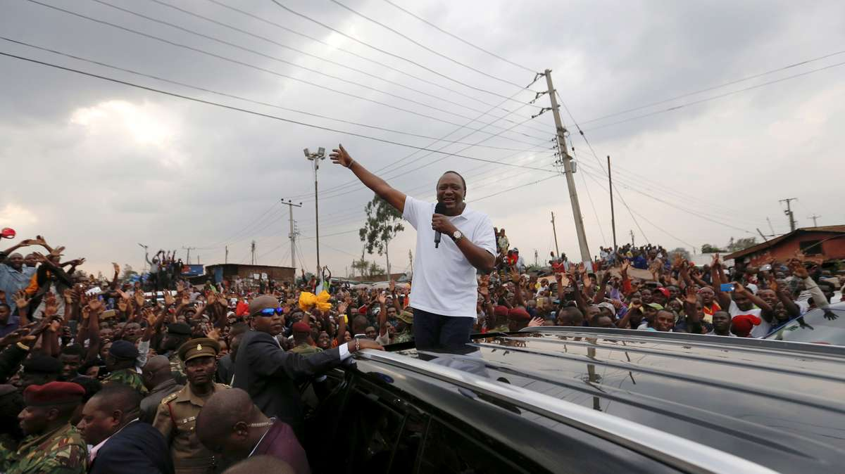 For Kenya, a constitutional crisis grows