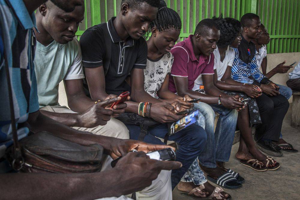 Across Africa, citizens are resisting attempts to raise tax revenue from rising mobile use