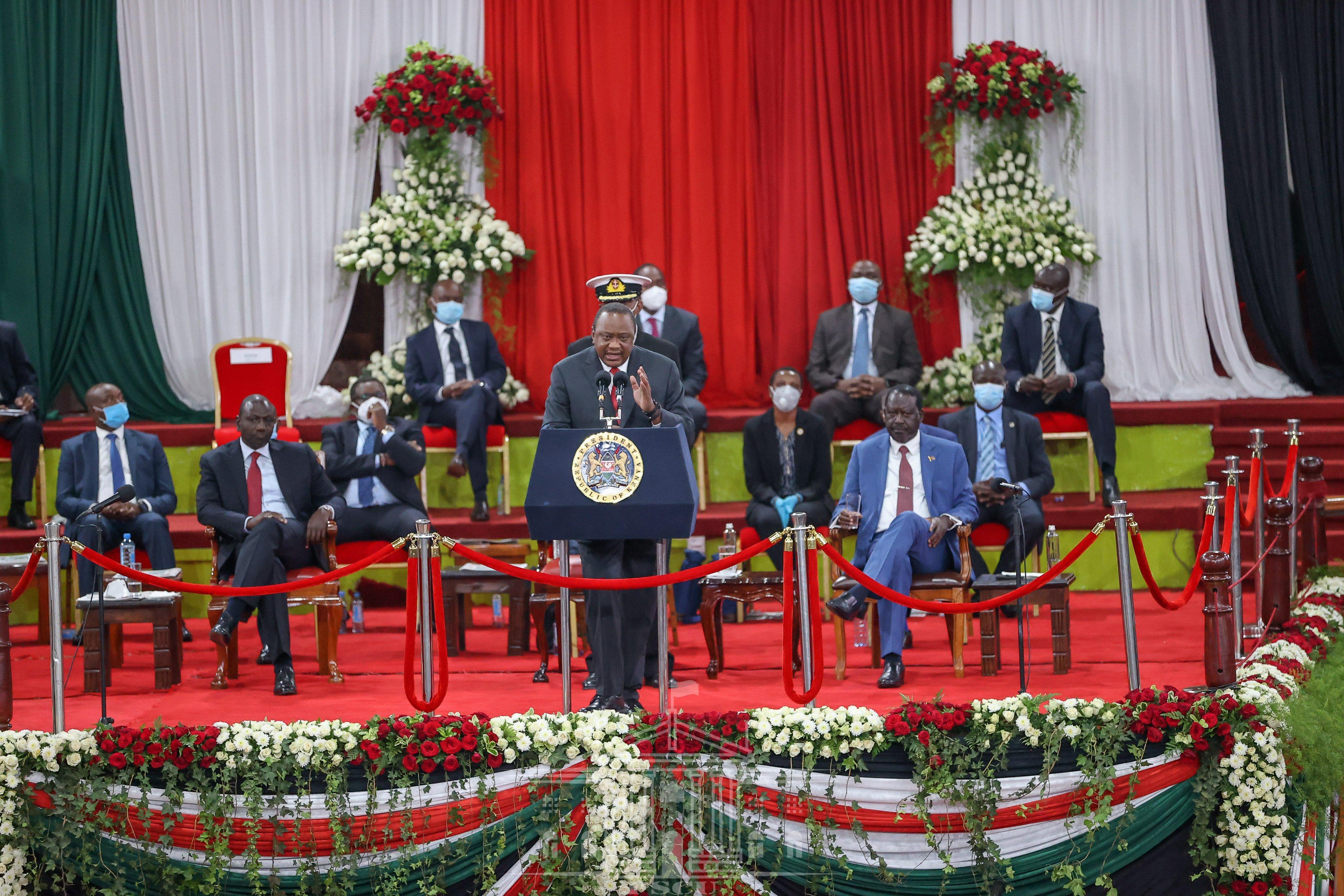Understanding Kenya's perennial quest for constitutional change
