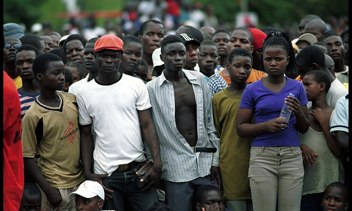 Kenyan youth: our country is not at a good place