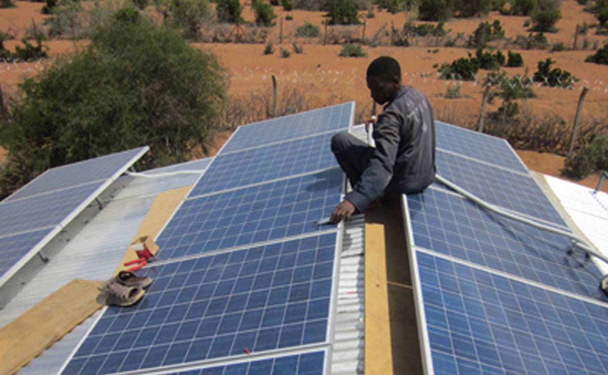 Solar power could be the lucrative answer to energy cost and access