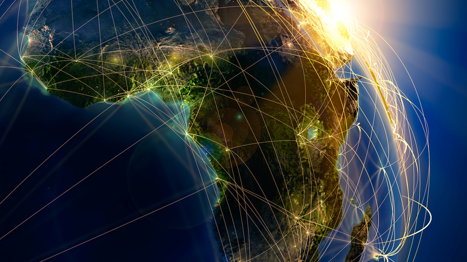 Africa's digital transformation far behind other regions