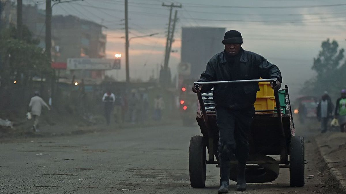 Nairobi's air has been polluted for decades: new review suggests a path forward