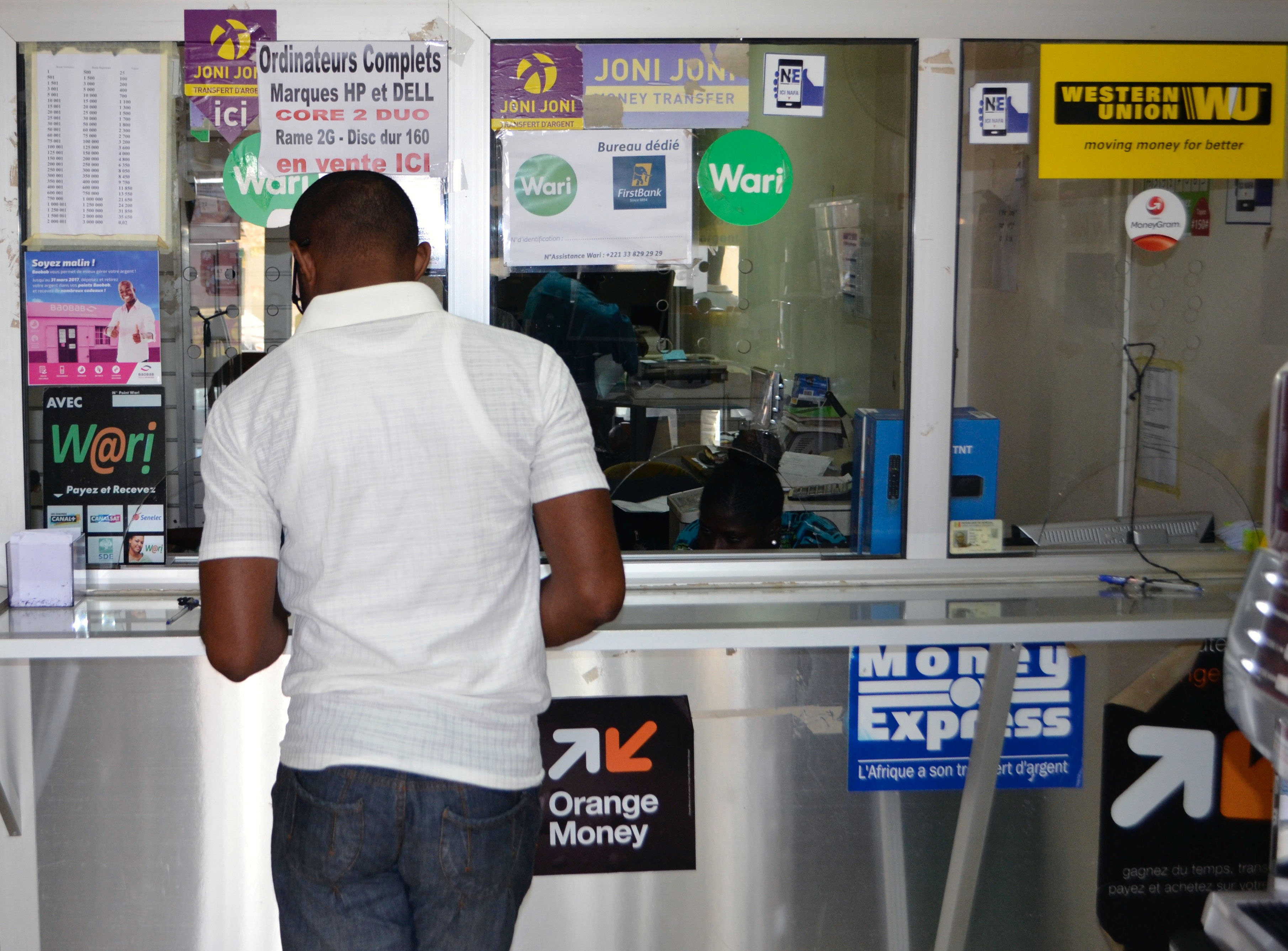 Keep remittances flowing to Africa