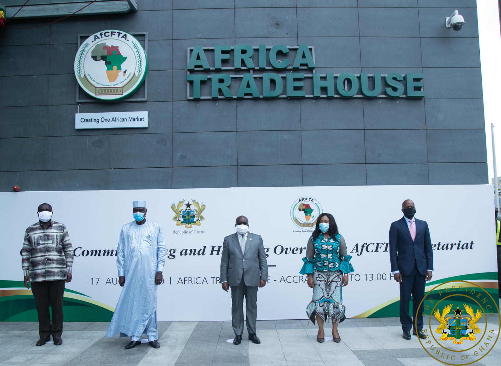 Facilitating the transformational agenda of AfCFTA