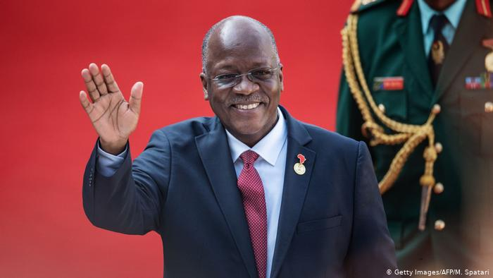 'Champion of pan-Africanism:' World leaders pay respects to Magufuli