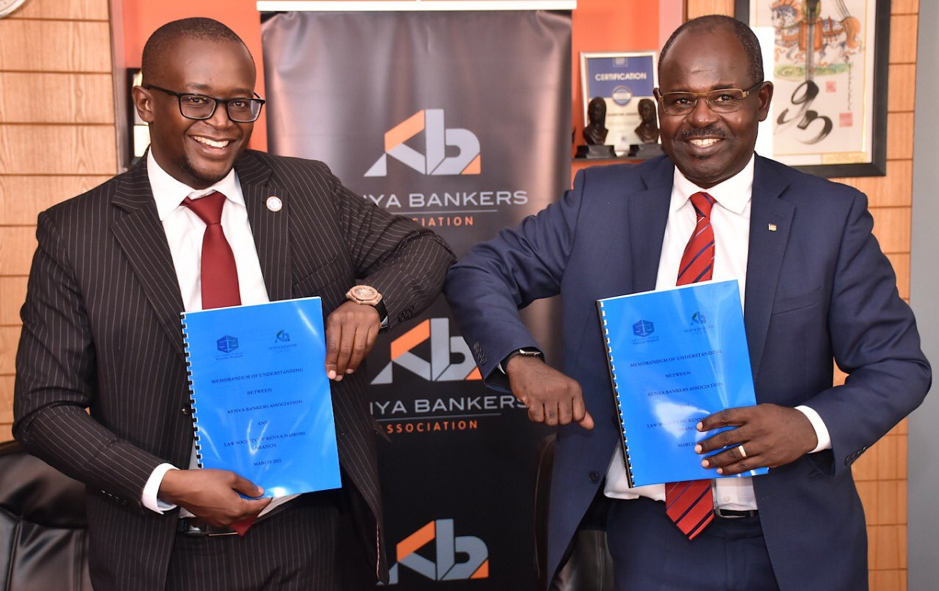 KBA and LSK partner to promote financial inclusion
