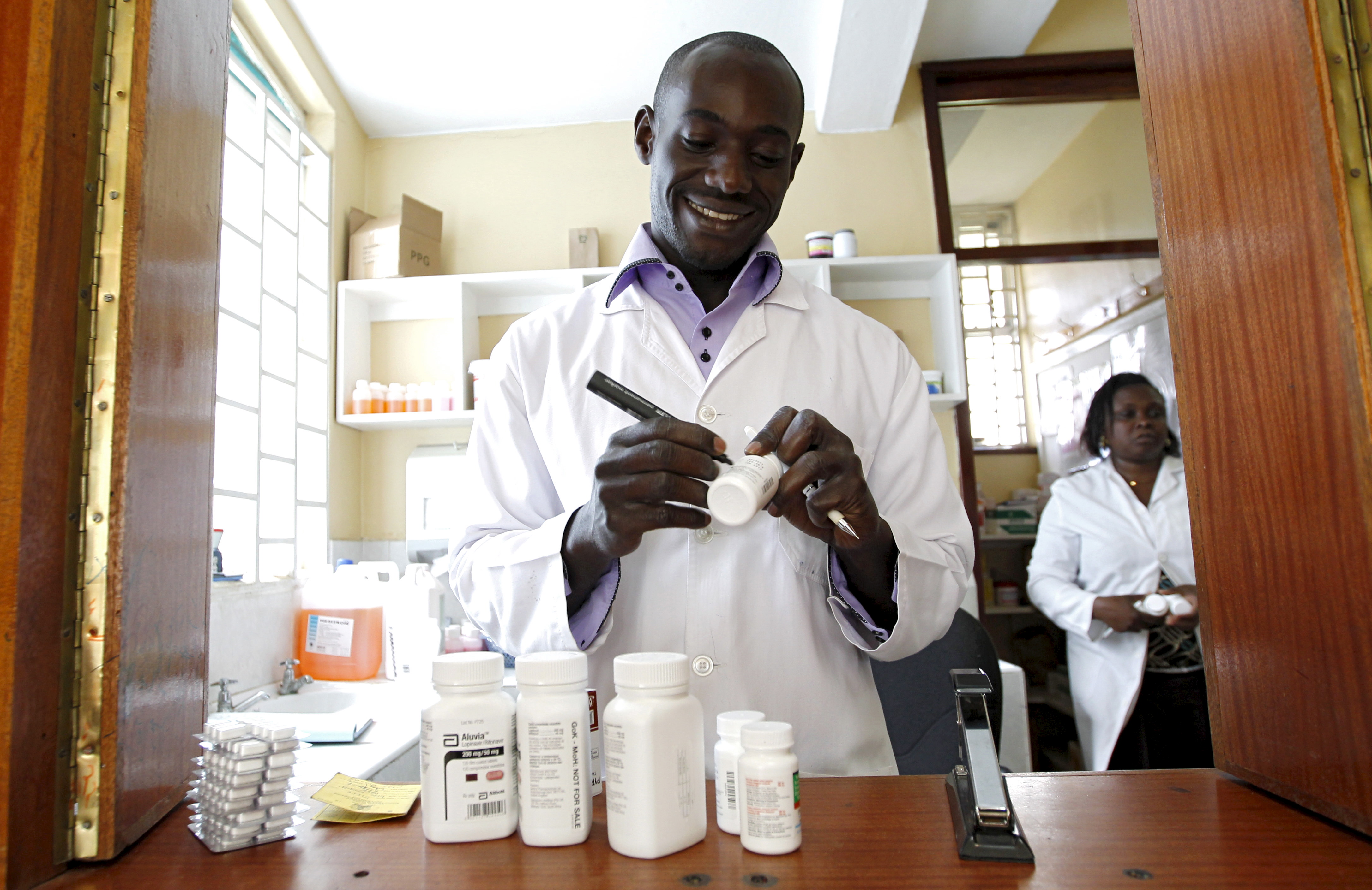 Reducing Kenya's health system dependence on donors