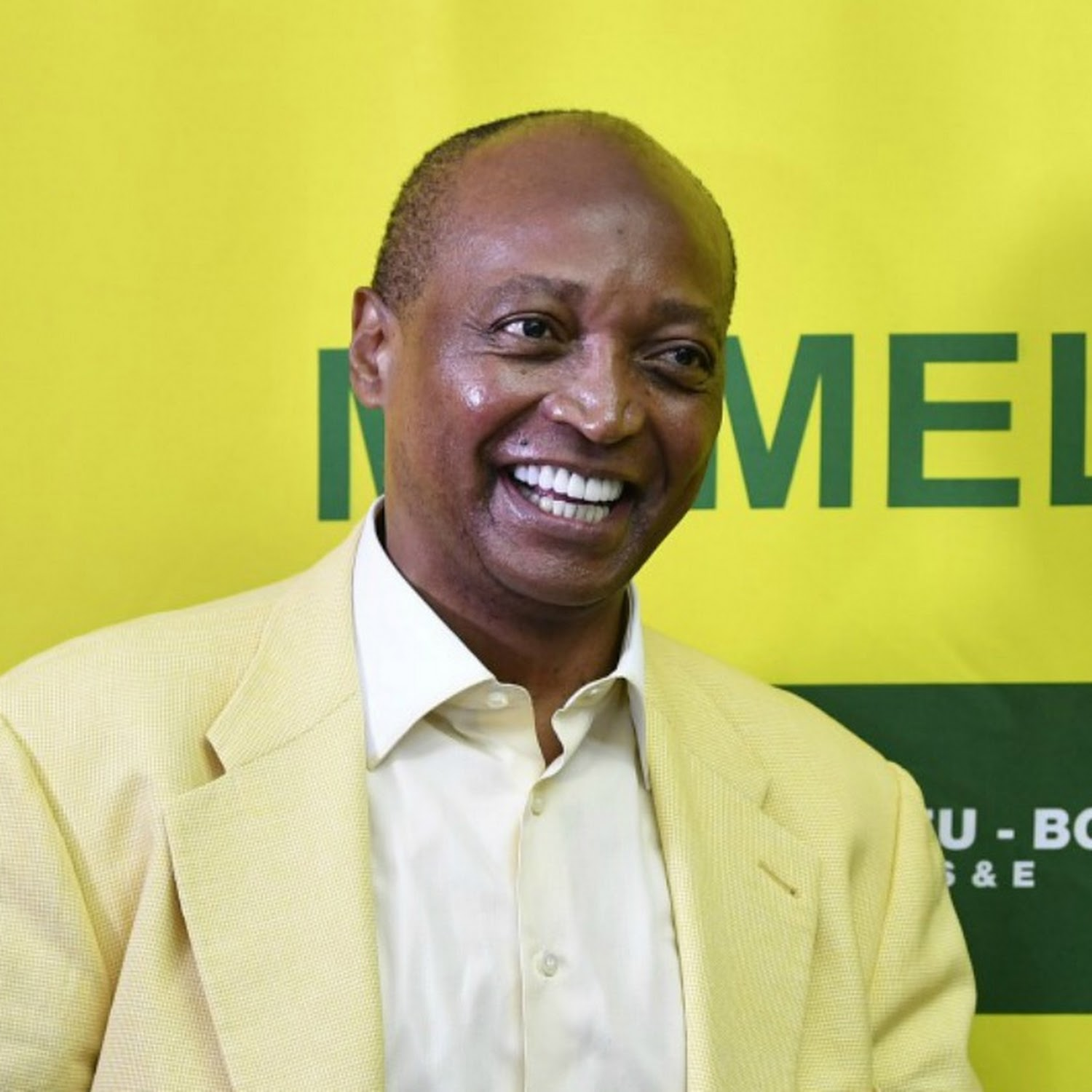 Patrice Motsepe, the man at the helm of African football
