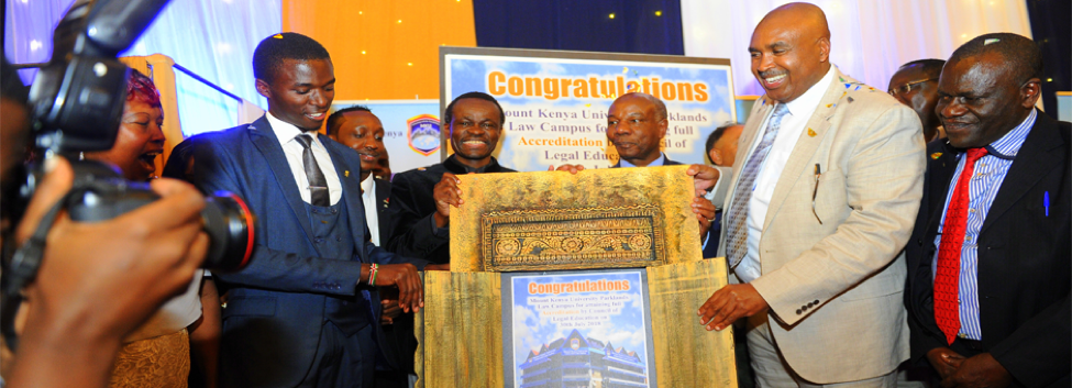 MKU School of Law celebrates full accreditation
