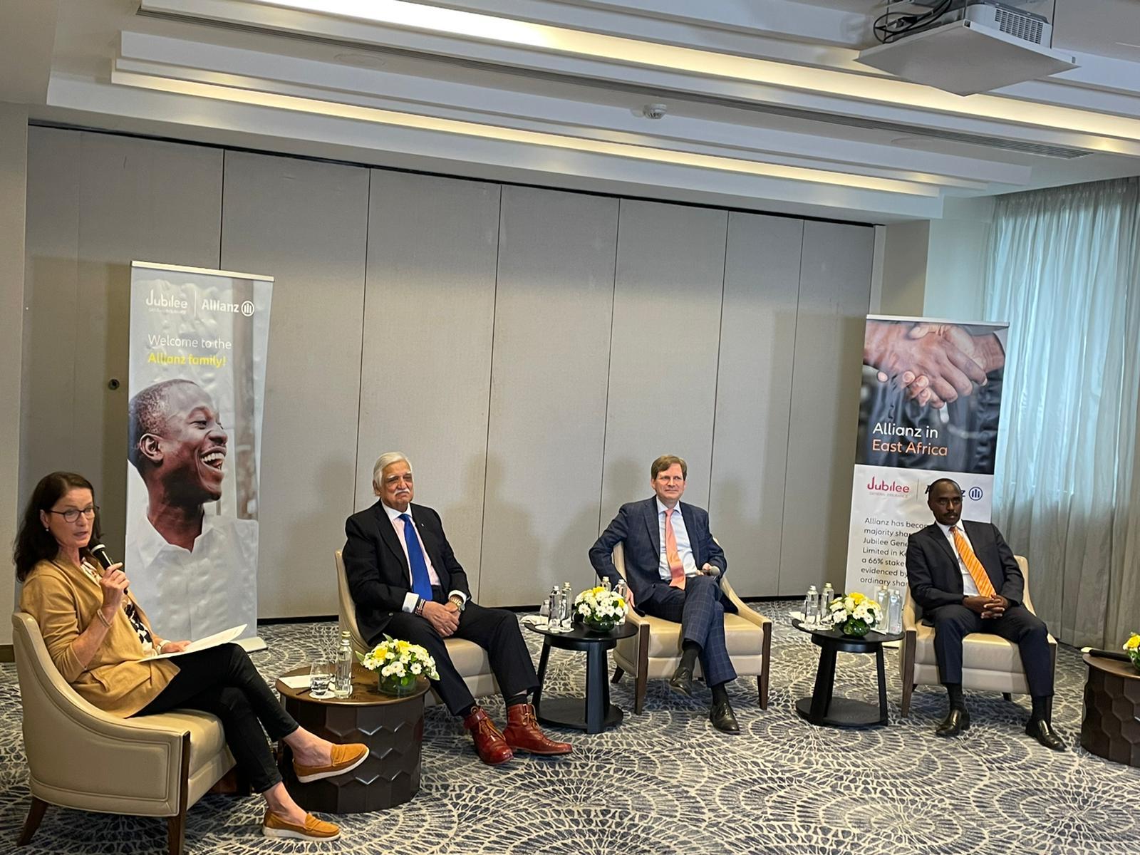 Allianz completes acquisition of Jubilee General Insurance-Kenya