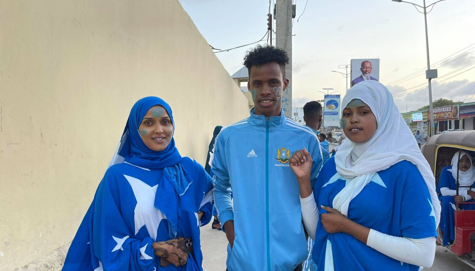 Somalia's youth: A generation spent dreaming of unity