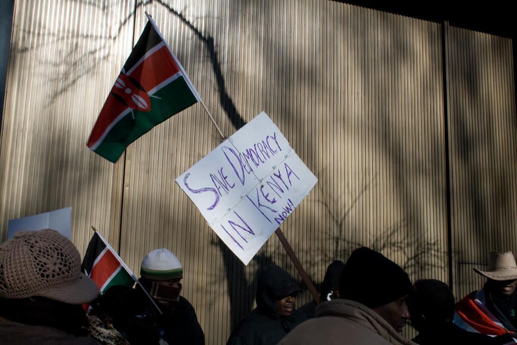 Kenya's democracy after ten years